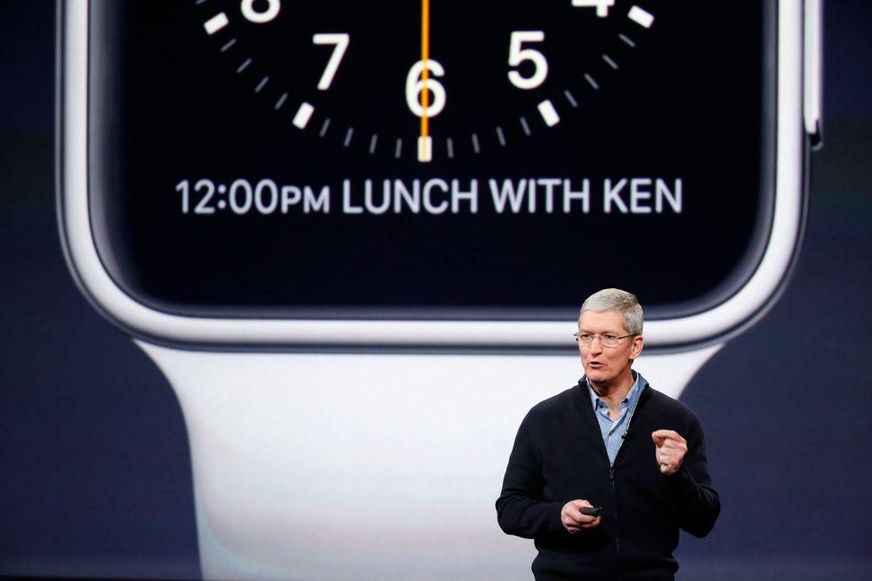 Apple Watch: foto, prezzo e caratteristiche
