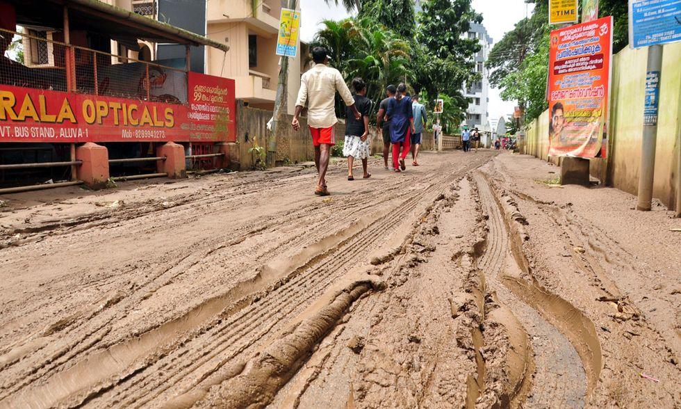 Alluvione a Kerala