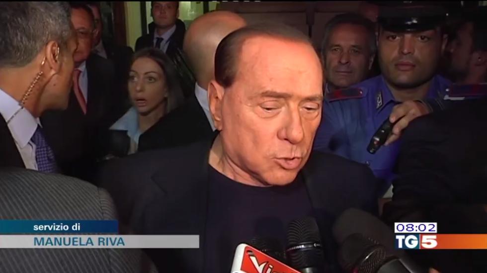 Processo Ruby: Berlusconi assolto in Cassazione