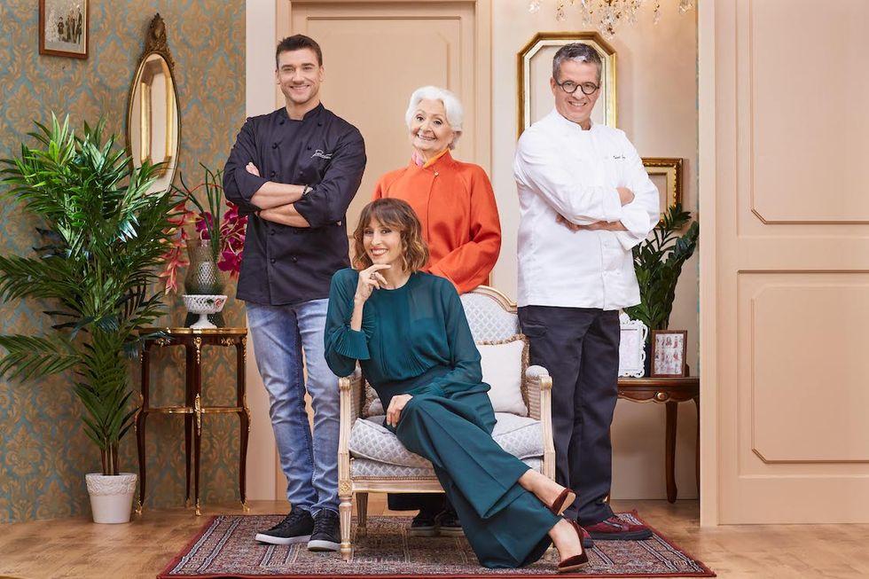 Bake Off Italia 2018 cast