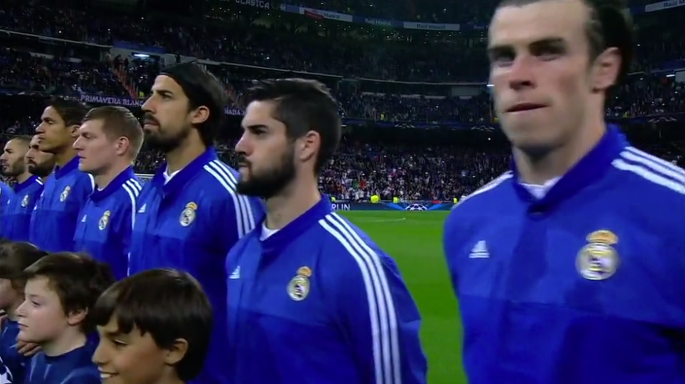 Ch. League: Real Madrid-Schalke 04 3-4: le immagini