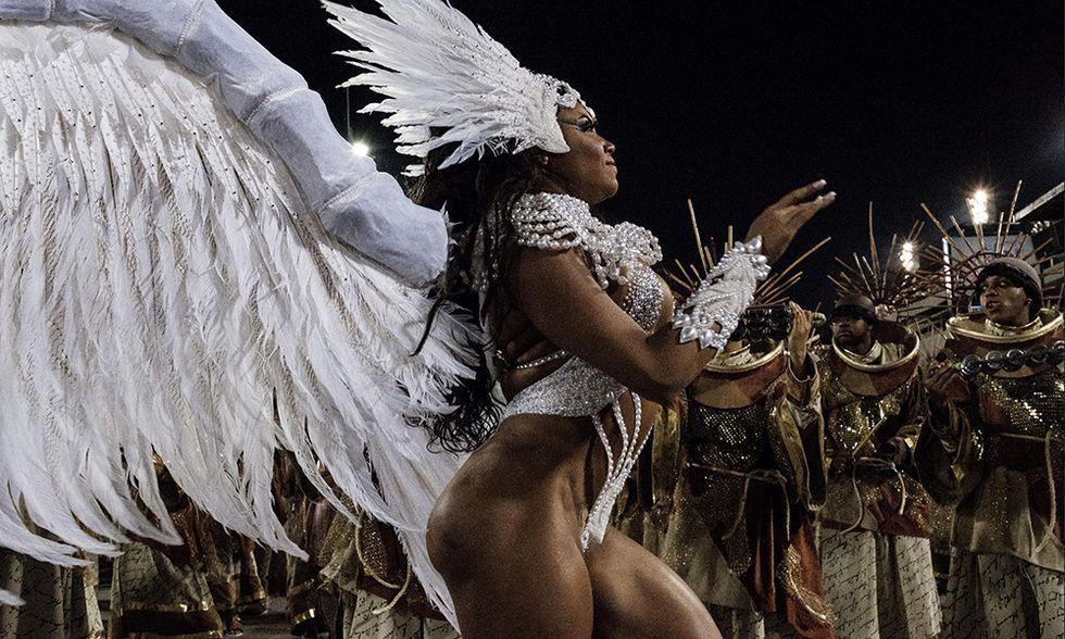 Carnevale di Rio de Janeiro, Brasile