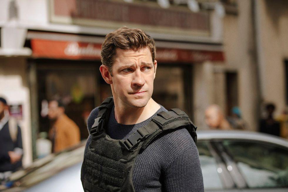 Jack Ryan: la serie tv sull'eroe di Tom Clancy. Foto e video