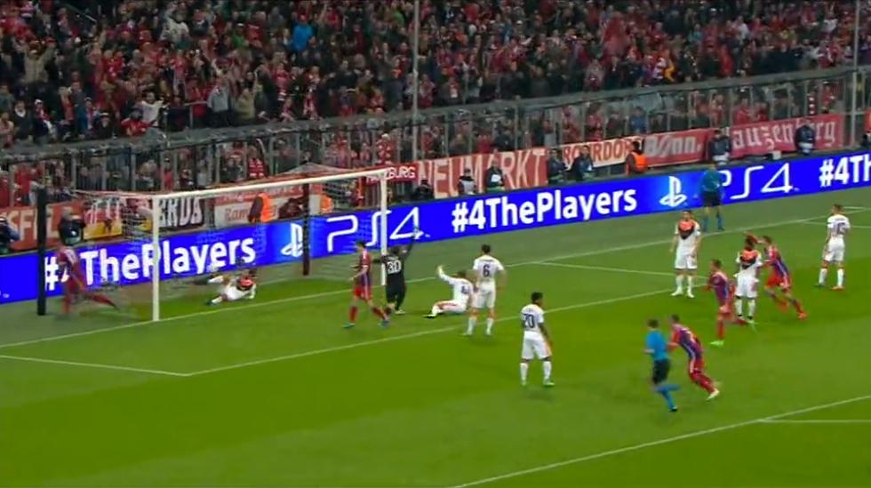 Ch. league: Bayern M.-Shaktar D. 7-0: le immagini