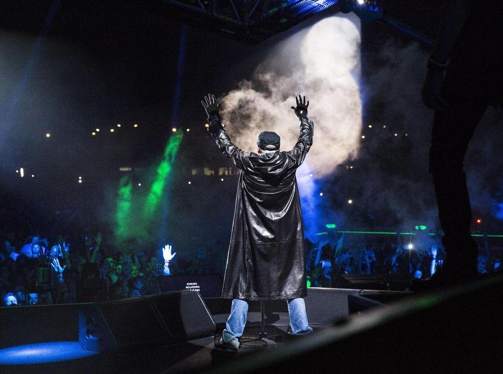 Vasco Rossi trionfa a Roma - Recensione, scaletta  e video