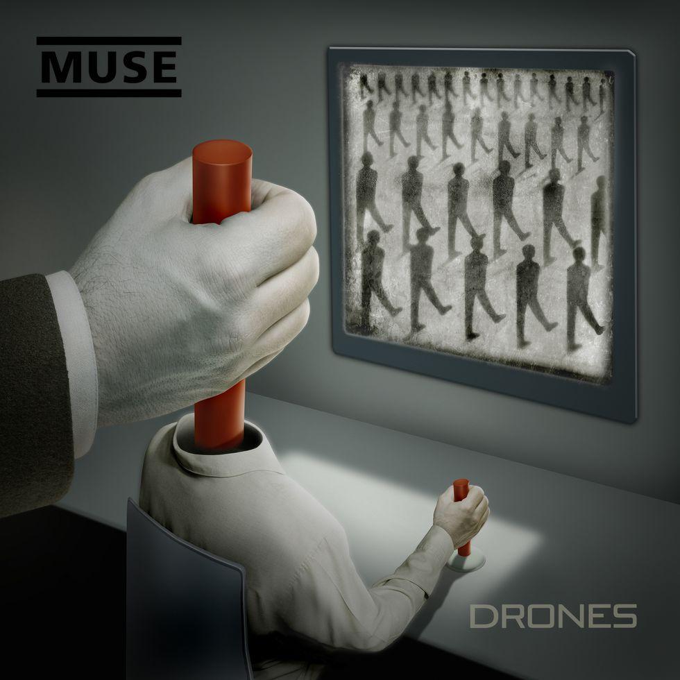 """Muse: la recensione di """"Drones"""""""