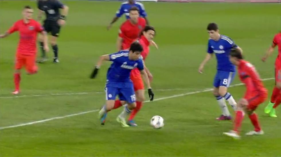 Champions League: Chelsea-Psg 2-2 - le immagini