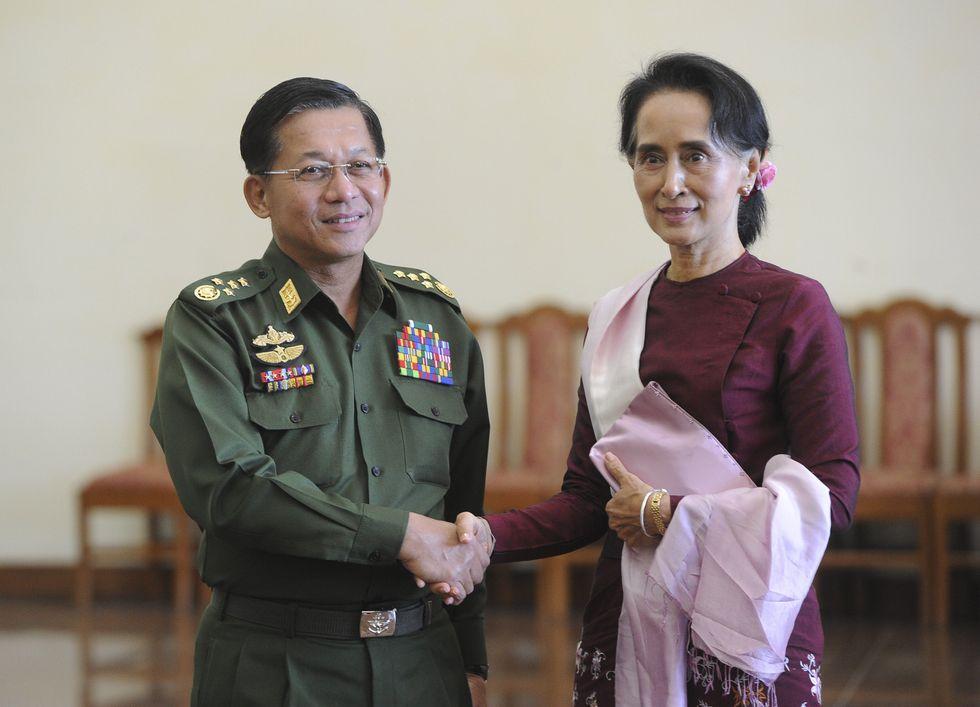 Birmania: come ha reagito il governo al rapporto ONU