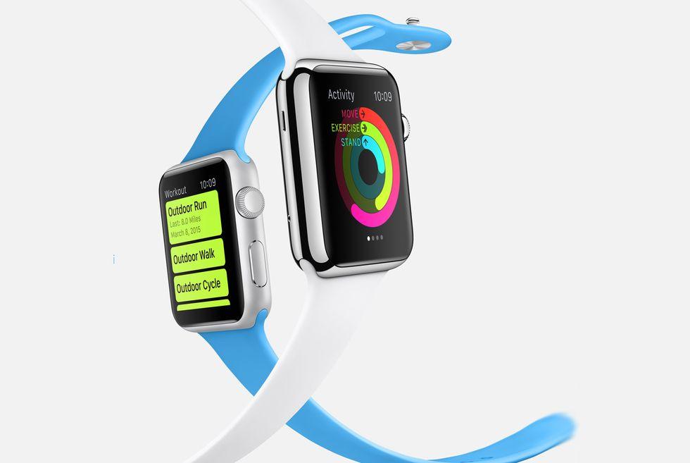 Effetto Watch: via gli smartband dagli Apple Store