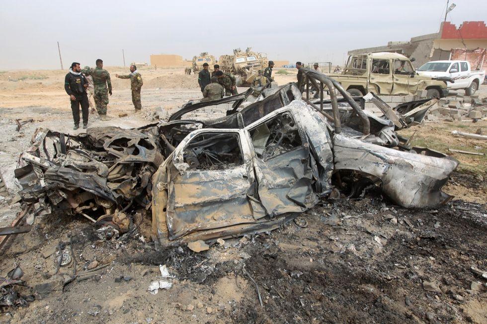 Isis: armi chimiche in Iraq