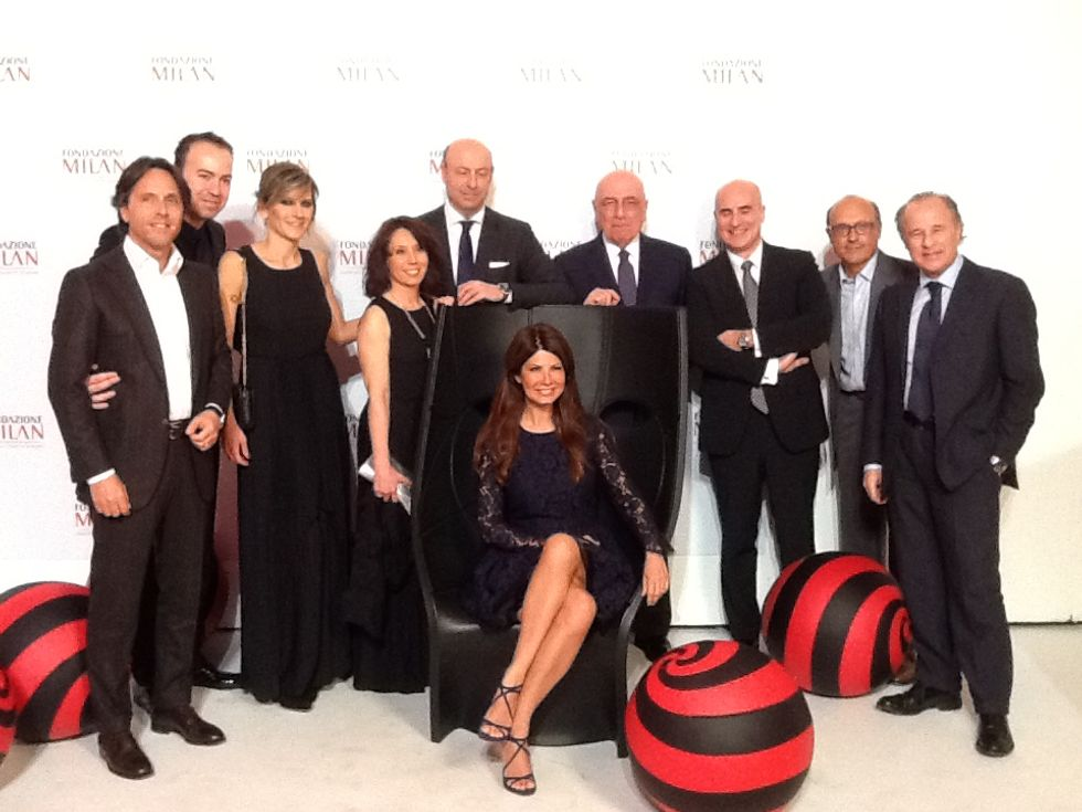 Annual Charity Dinner della Fondazione Milan: quando la solidarietà scende in campo