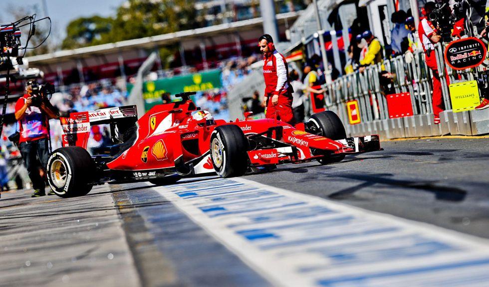 Qualifiche Gp Australia: Vettel in seconda fila