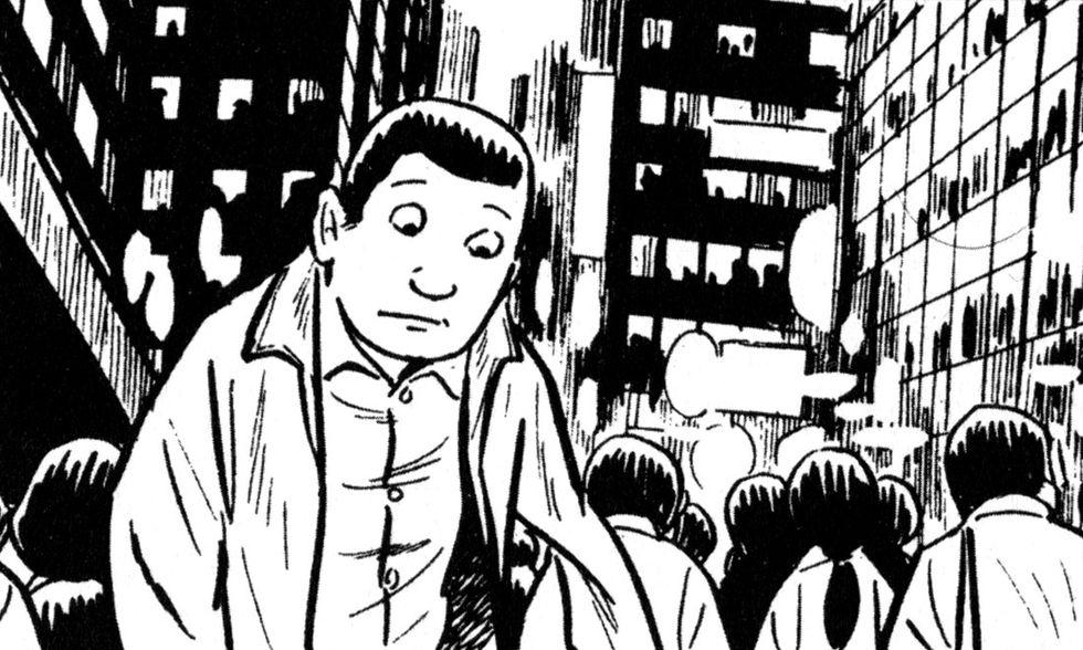 'Crocevia' e 'Le lacrime della bestia' di Yoshihiro Tatsumi