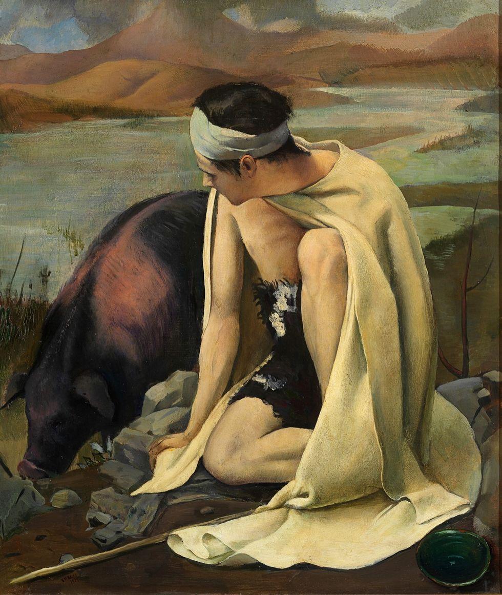 Bacci, Il figliol prodigo, 1925