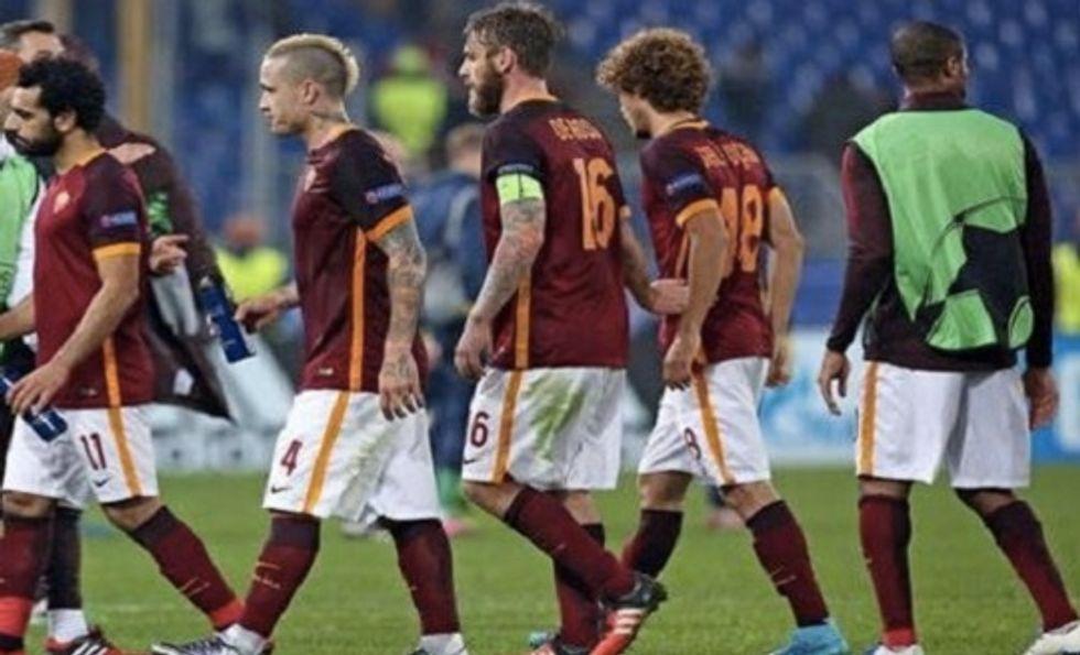 Ascolti 9/12: la Roma pareggia, ma vince in Auditel