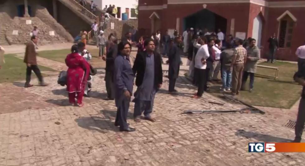 Pakistan: strage di cristiani. 15 morti