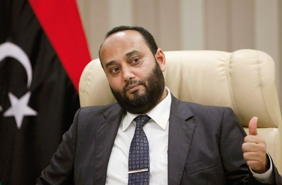 Parla il ministro del Petrolio del governo di Tripoli