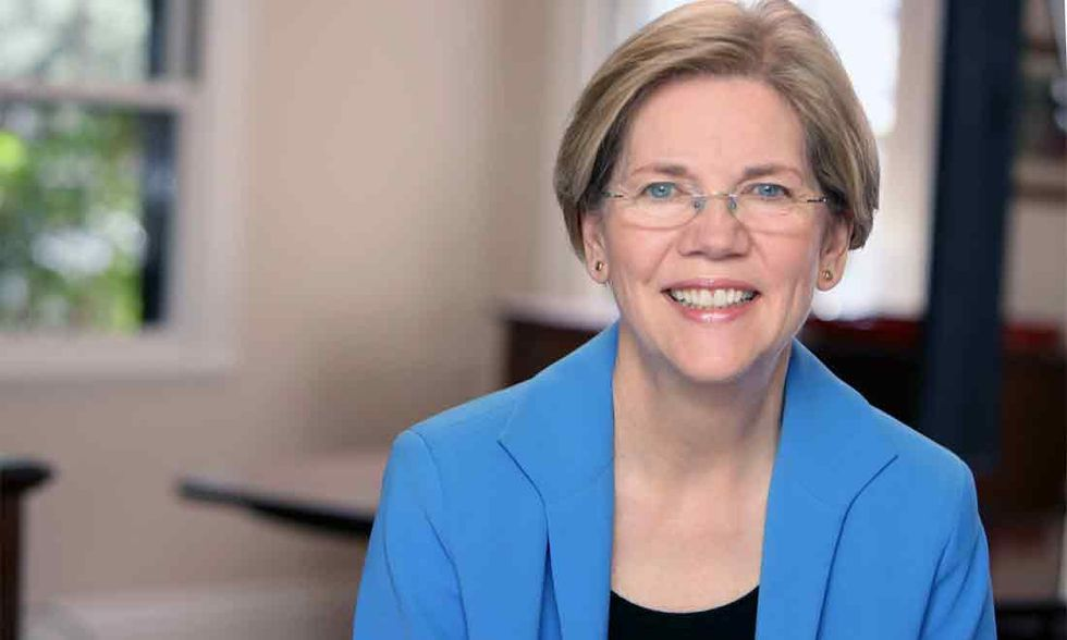 Elisabeth Warren, la pellerossa che sfida Hillary da sinistra