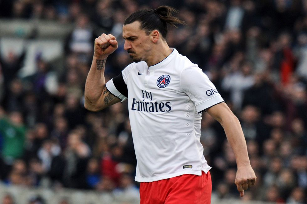 Ibrahimovic insulta la Francia: nuovo mal di pancia?
