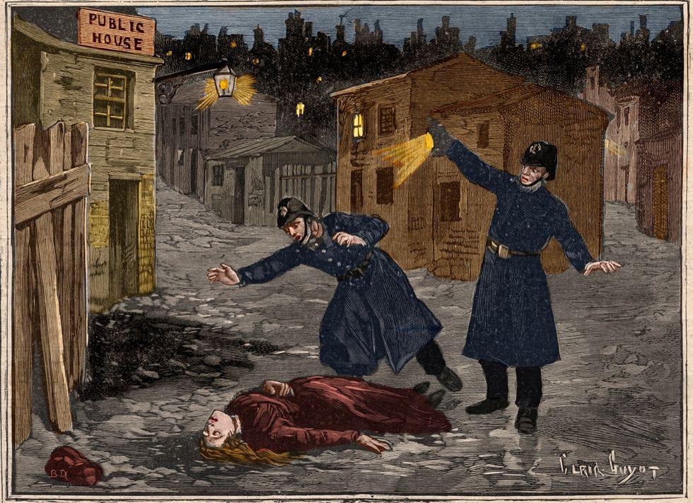 Londra, 31 agosto 1888: il primo omicidio di Jack lo Squartatore