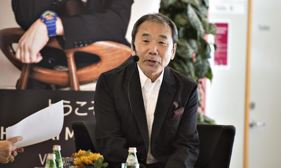 Haruki-Murakami-2018