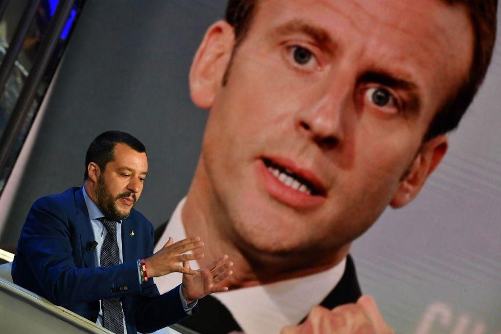 La Libia e la guerra tra Italia e Francia