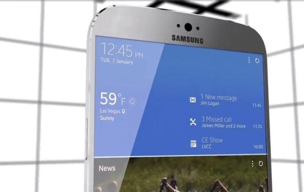 Galaxy S5, ecco come funzionerà il sensore per impronte digitali