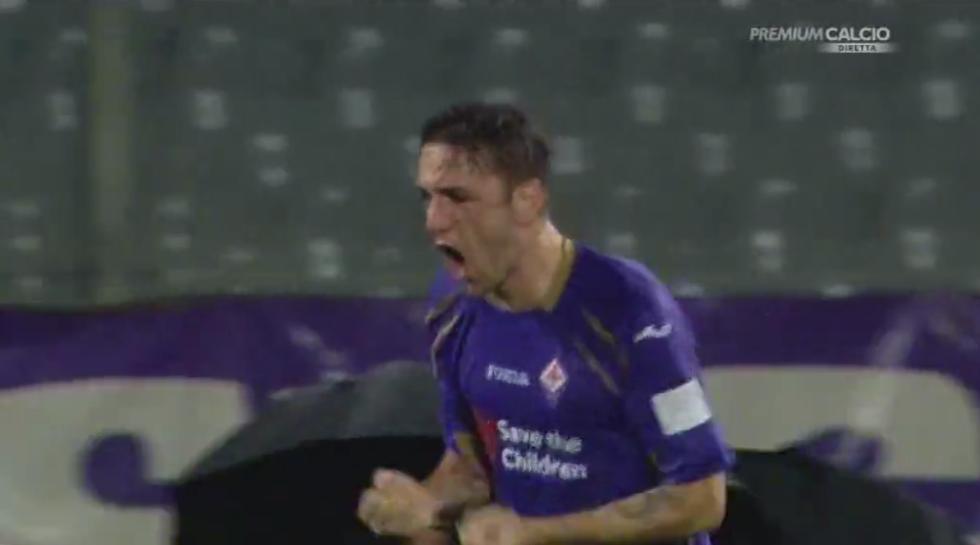 Serie A, Fiorentina-Milan 2-1: le immagini