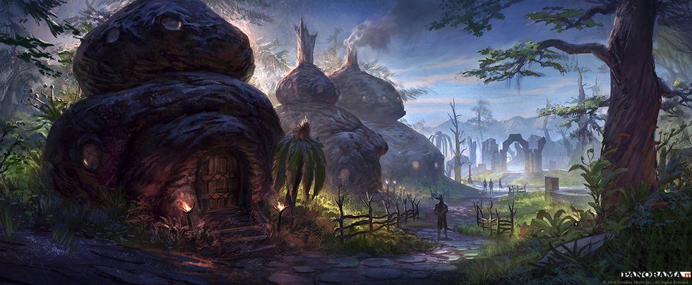 The Elder Scrolls Online, artwork esclusivi