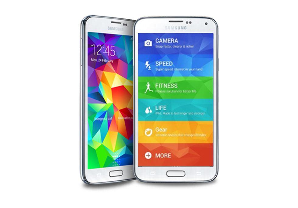 Samsung Galaxy S5: un'app per provare le funzioni chiave