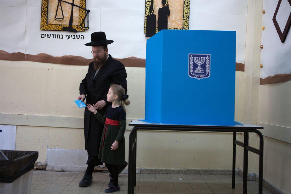 Israele: sette scenari per il dopo voto