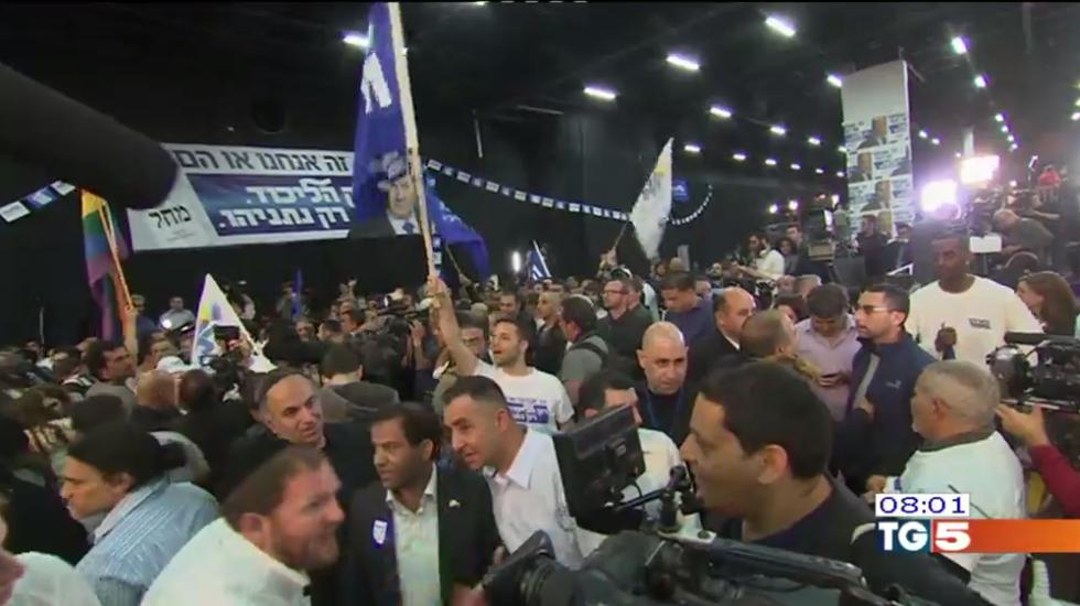 Netanyahu vince le elezioni in Israele