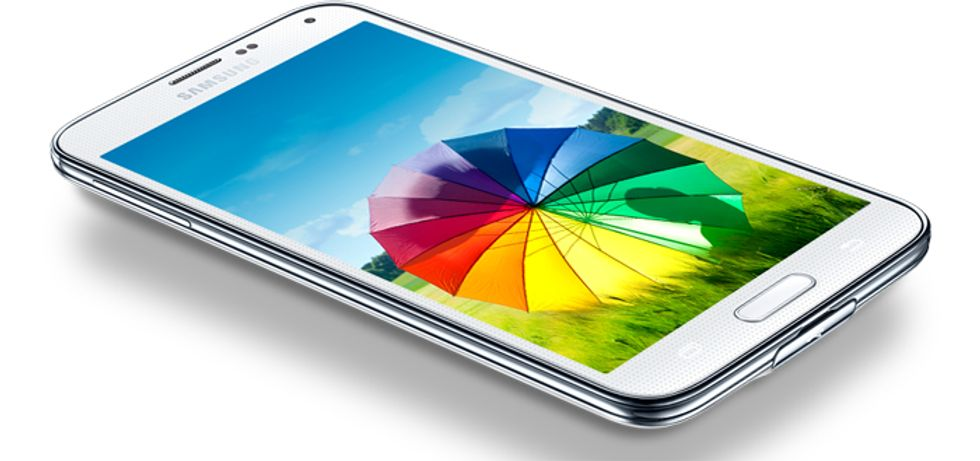 Il Samsung Galaxy S5 vi avvisa se i bambini piangono