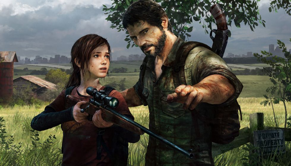 The Last of Us arriva su PlayStation 4