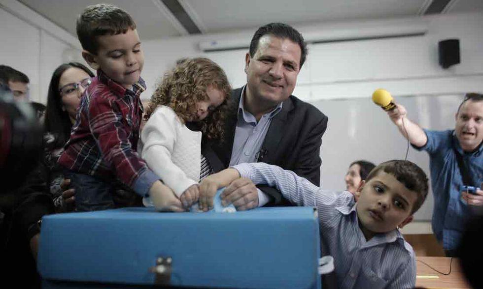 La grande avanzata degli arabo-israeliani