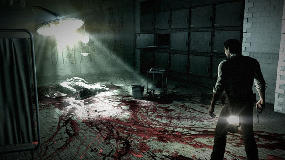 The Evil Within, torna il survival horror – Trailer