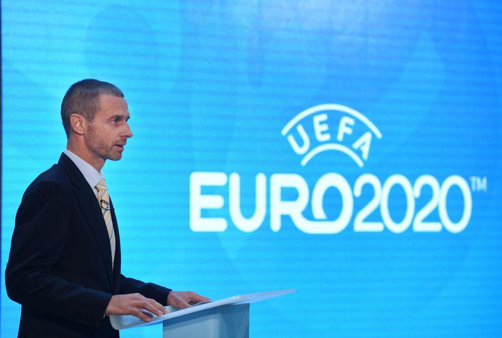 europeo 2020 qualificazioni sorteggio gironi fasce italia regole