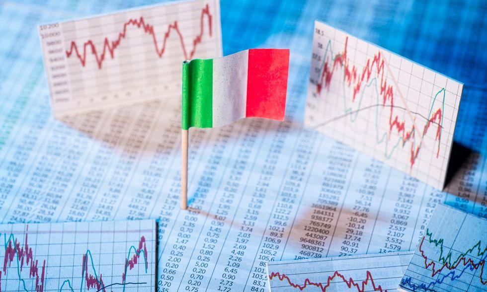 Italia, finanze, mercati