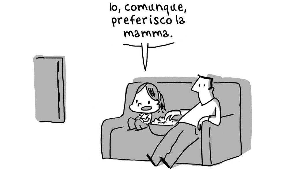'Diario del cattivo papà', per una festa autoironica
