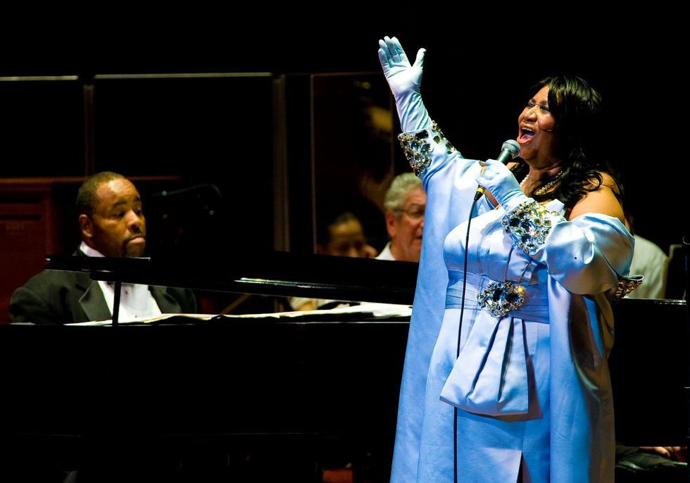 "Aretha Franklin: le cinque canzoni cult di ""Sings the great Diva classics"""