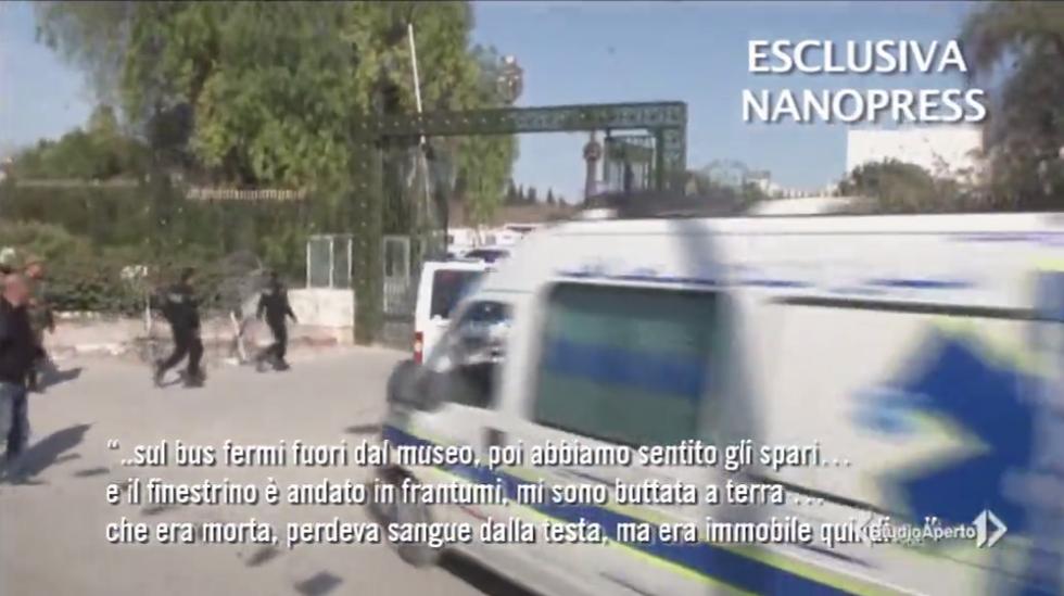 Attentato Tunisi: le testimonianze dei sopravvissuti