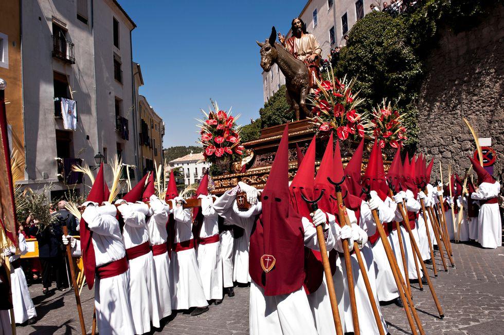 Pasqua, tra sacro e profano: i riti più belli