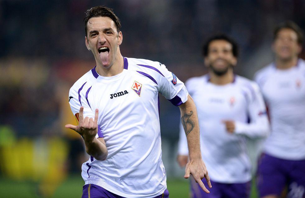 Europa League: Roma - Fiorentina 0-3, la moviola in diretta