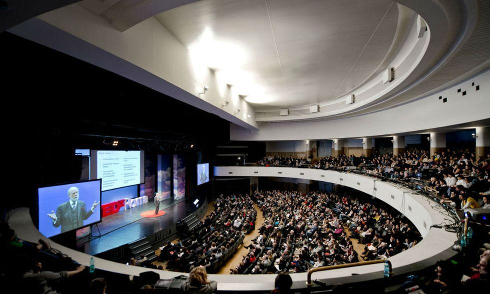 Start-up e innovazione, a Roma arriva il TEDx