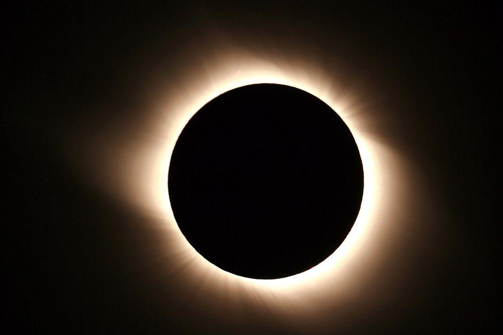 Eclissi di sole - la diretta