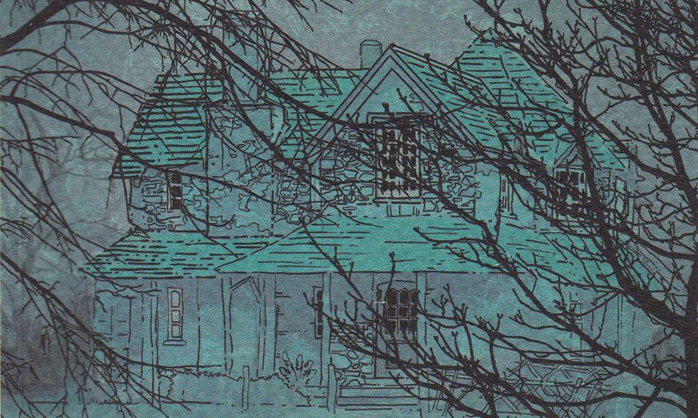 Massimiliano Governi, 'La casa blu' - La recensione