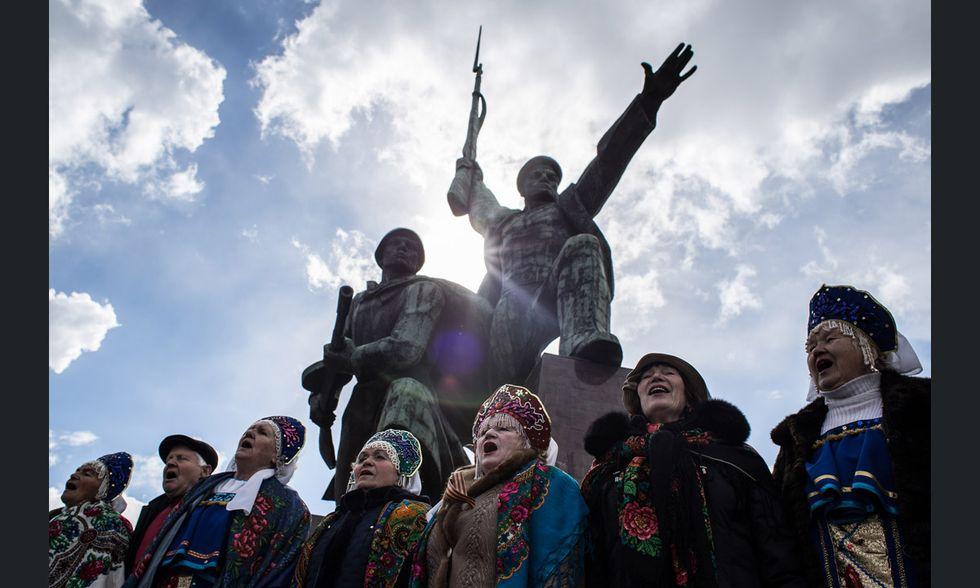 La proposta di Kiev per risolvere la crisi ucraina