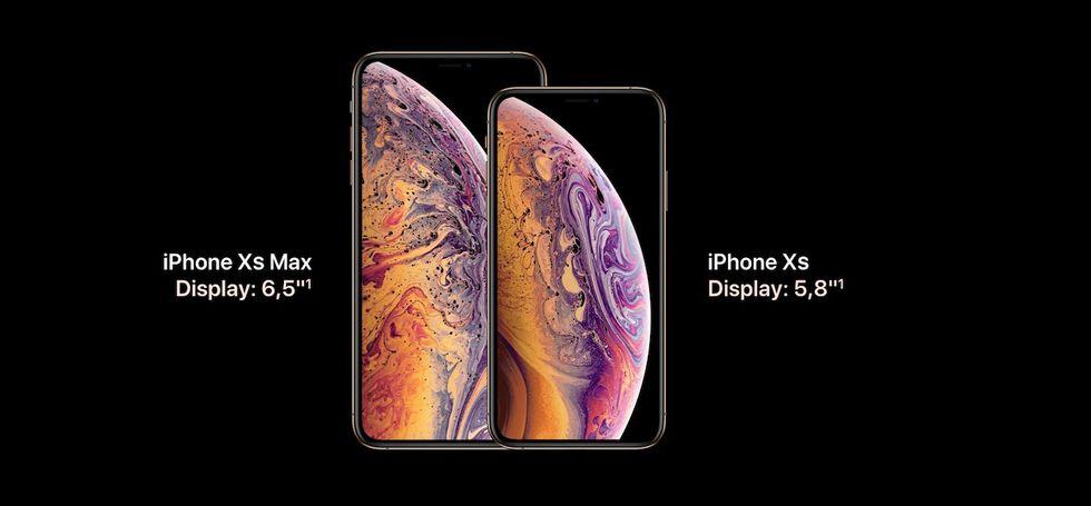 Come sono i nuovi iPhone XS, XS Max e XR