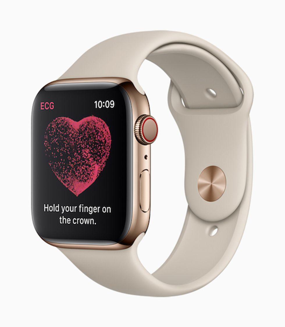 """Apple Watch 4, così Apple lo ha trasformato in un """"gadget"""" medico"""