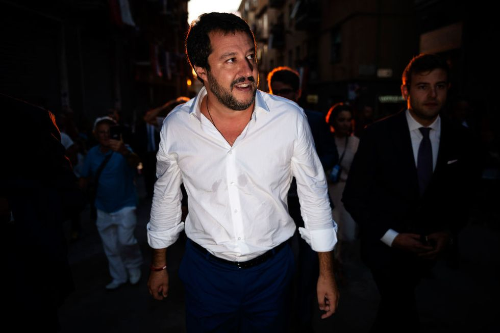 Salvini Time